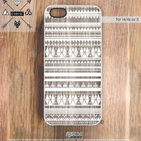 iPhone5 Case Wood Print  iPhone 4S Case Aztec by casesbycsera