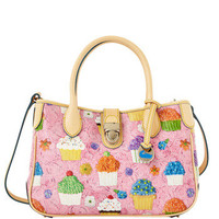 Dooney & Bourke Cupcakes Small Double Handle Tote