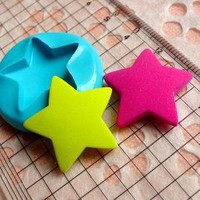 Mold / Mould  Flexible Star Mold 24mm for by MiniatureSweet