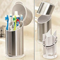 Toothbrush Organizer @ Fresh Finds