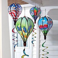 Hot Air Balloon Spinner @ Fresh Finds