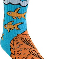 VOLCOM BOTTOM FEEDER SOCK > Mens > Accessories > New | Swell.com