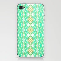 Diamonds in the rough... iPhone &amp; iPod Skin by Lisa Argyropoulos | Society6