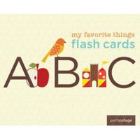 My Favourite Things Flash Cards | Folly Home | Design-led Gifts, Home wares, Vintage Finds