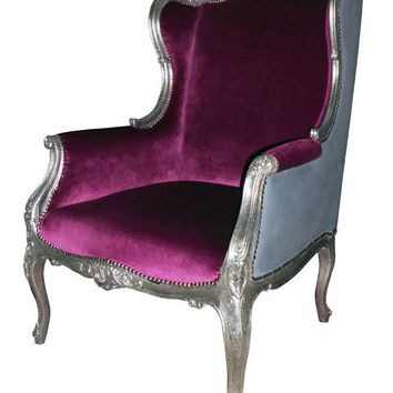 Jimmie Martin Ltd GENEVA CHAIR