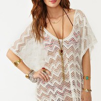 Muse Crochet Top in Clothes Tops Shirts + Blouses at Nasty Gal