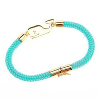 Shop Women's Jewelry: Sailors Cord Whale Bracelet for Women - Vineyard Vines