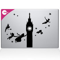 Peter Pan Big Ben Macbook Decal by stikrz on Etsy