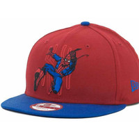 Marvel Action Arch Snaps 9FIFTY Cap - Spiderman