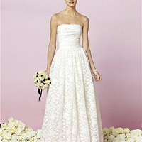 After Six Wedding Dresses Style 1037: The Dessy Group