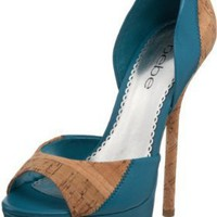 Amazon.com: bebe Women's Naina Platform Pump: Bebe Shoes: Shoes