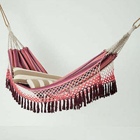 Anthropologie - Handwoven Saya Hammock