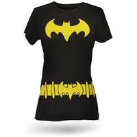 ThinkGeek :: Batgirl Costume Babydoll