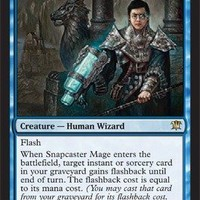 Magic: the Gathering - Snapcaster Mage - Innistrad
