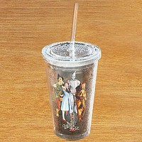 The Wizard of Oz Cast 16 oz. Acrylic Double-Walled Travel Beverage Tumbler