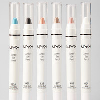 NYX Center Stage Jumbo Eye Pencil Collection