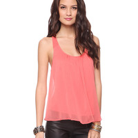Sheer Tulip Top | FOREVER21 - 2002929854