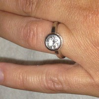 Have You Seen the Ring?: A Jaffe 1.0ct Ladies Solitaire Engagement Ring
