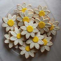 Darling Daisies by LindasEdibleArt on Etsy