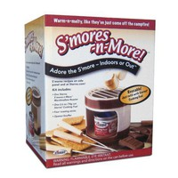 Sterno 40006 Smores-N-More Marshmallow Roaster