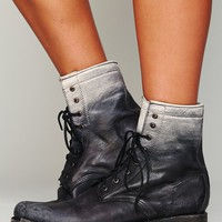 Free People Dorian Dip Dye Ankle Boot