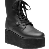 Bloq Platform Boot - Dark Magic - Trends | GYPSY WARRIOR