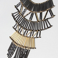 Karmaloop.com - Global Concrete Culture - The Artisan Warrior Necklace by nOir