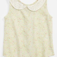 gingham by Sovereign Code 'Daisy' Top (Toddler Girls) | Nordstrom