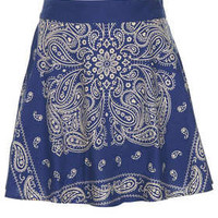 Bandana Skater Skirt - New In This Week  - New In