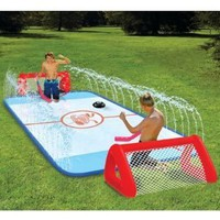 Water Knee Hockey