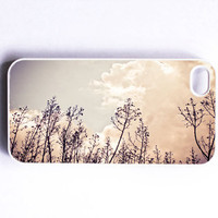 Iphone Case Lilac Sky Pink Purple Pastel by SSCphotographycases