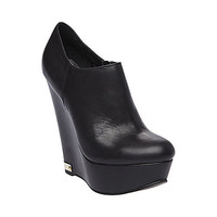 Steve Madden - HEARO BLACK LEATHER