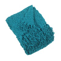 Temi Throw - Teal