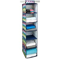 Six Shelf Sweater Organizer - Margarita