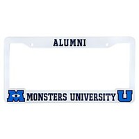 Monsters University License Plate Frame | Disney Store