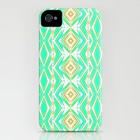 Diamonds in the rough... iPhone Case by Lisa Argyropoulos | Society6