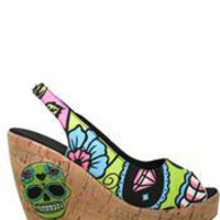 Too Fast Day of the Dead Wedges
