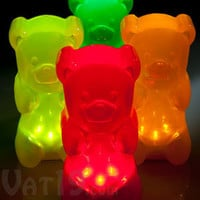 GummyLamp: The Gummy Bear Nightlight