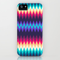 SURF  CHEVRON iPhone & iPod Case by Nika