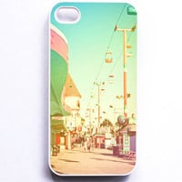 Iphone Case Pastel Carnival Colorful Blue by SSCphotographycases