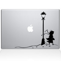 Narnia Lamppost Macbook Decal | The Decal Guru