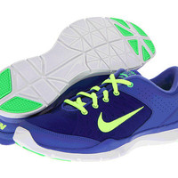 Nike Flex Trainer 3 Stadium Grey/Bright Citrus/White/Pink Force - Zappos.com Free Shipping BOTH Ways