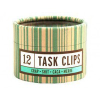 Poopy Task Clips