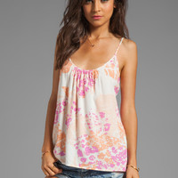 SAM&LAVI Poema Tank in Splash Print from REVOLVEclothing.com