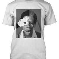 WIZ KHALIFA TAYLOR GANG MICKEY HANDS T-SHIRT DOPE TGOD OR DIE T SHIRT DTG1