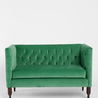 Plum & Bow Tufted Settee-