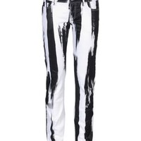 Mcq Denim Pants - Mcq Denim Women - thecorner.com