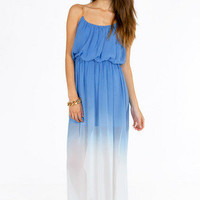 Always Spirited Maxi Dress $46