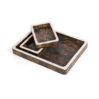 GO Home Ltd Set of (3) Stansfield Trays
