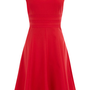 Oasis Shop | Coral Orange Sunflower Dress | Womens Fashion Clothing | Oasis Stores UK